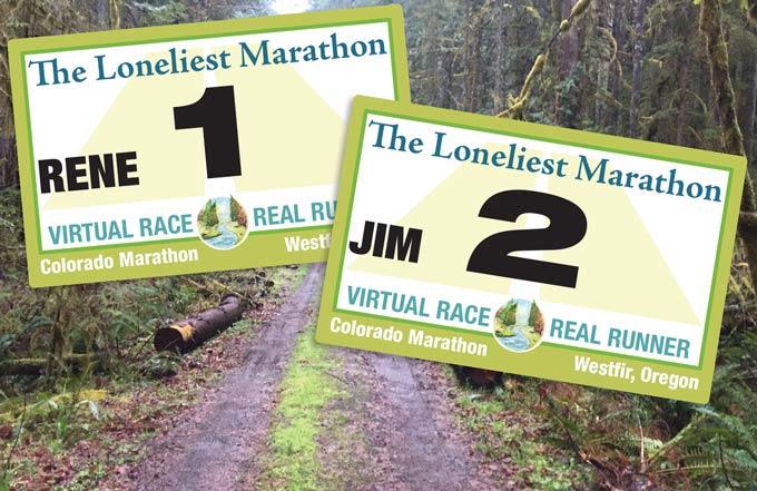 loneliest marathon