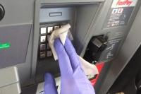 Coronavirous Precautions at Diesel Pump
