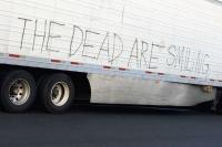 Dead Are Smiling Graffiti
