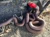 Stinky Slinky Sewer Hose Pile
