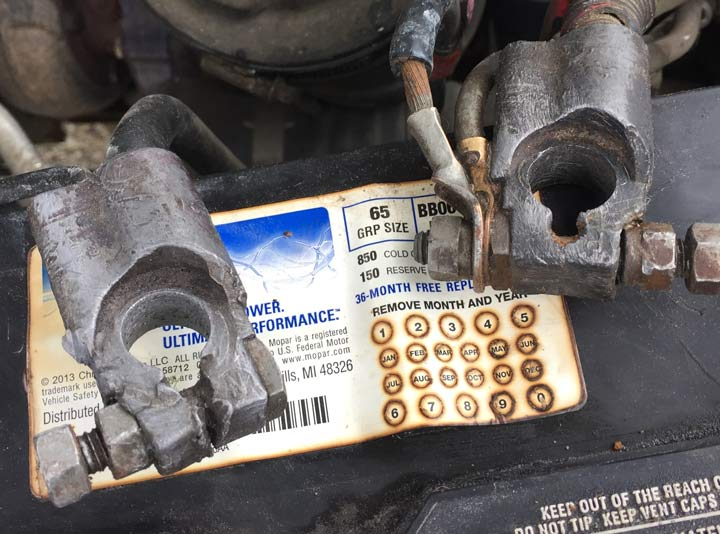 dodge ram batteries