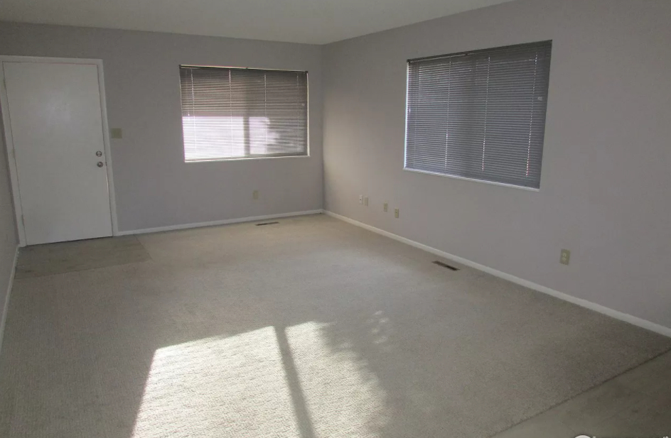 Fort Collins duplex rental