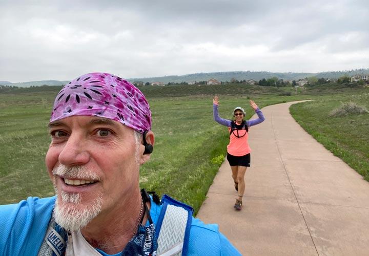 26 years 26 miles