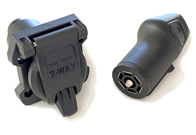 trailer plug and socket