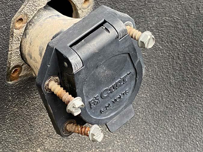 trailer wiring socket