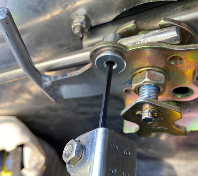 fix truck toolbox lock,