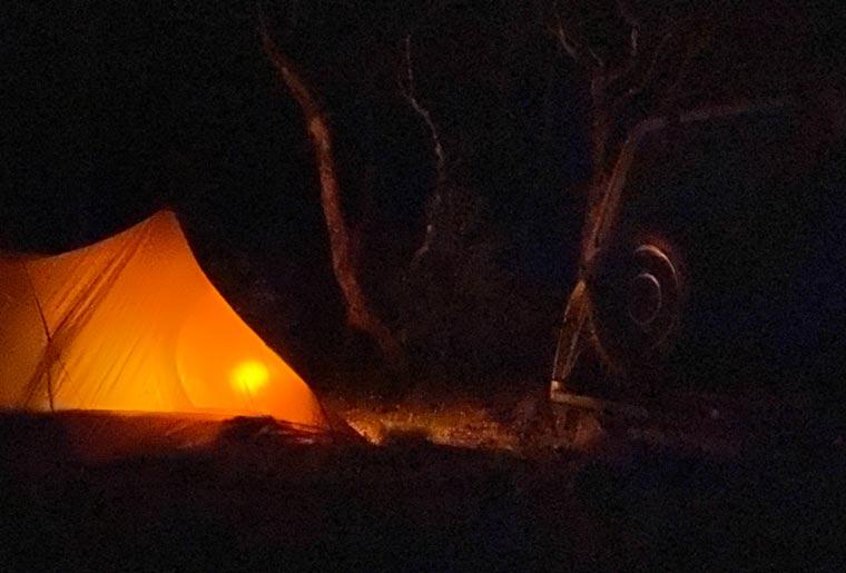station eleven campsite