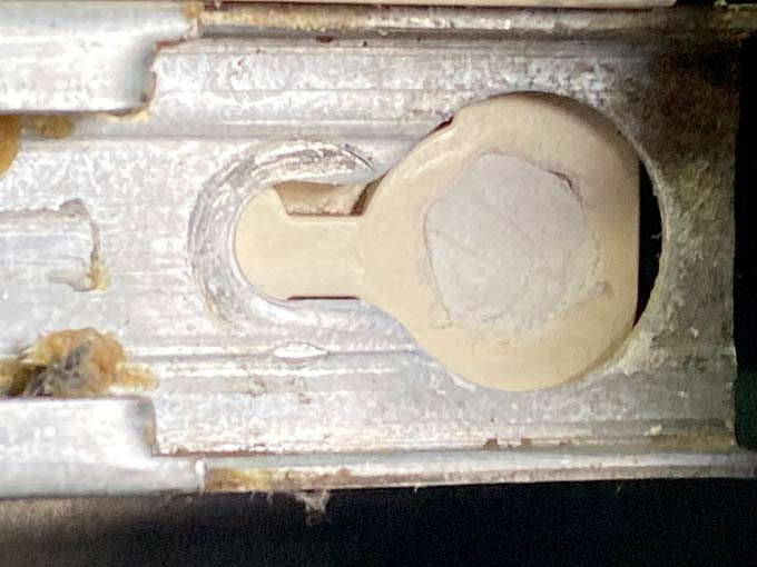 dropped window repair