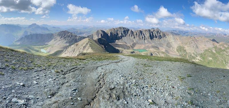 handies peak summit