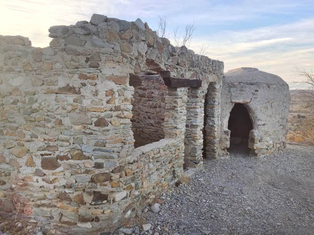 Coachella Canal Kiva Ruins