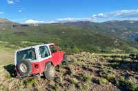 Vickers Ranch Jeep on Station Eleven