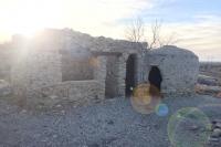 Salton Sea Kiva Ruins, Coachella Canal