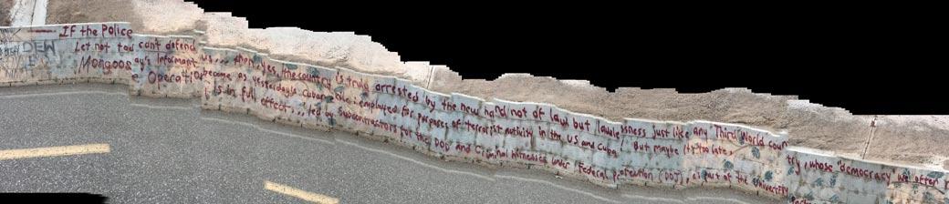 Conspiracy Graffiti