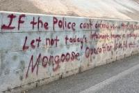 LA Conspiracy Graffiti