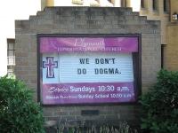 No Dogma in North Dakota