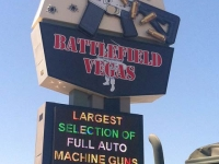 Shoot A Machine Gun in Las Vegas