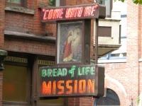 Come Unto Jesus at the Bread of Life Mission Seattle, WA