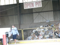 No recycling at Fernley, NV transfer station