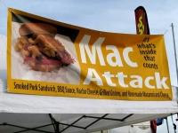 Mac Attack Quartzsite Food Vendor