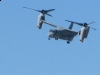 V-22 Osprey Over Slab City