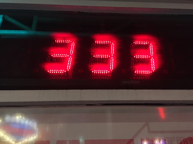 Heart Attack Grill scale