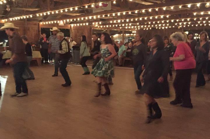 Luchenbach Dance Hall