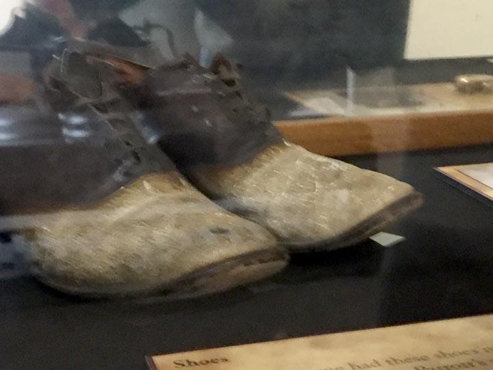 Human Skin Shoes