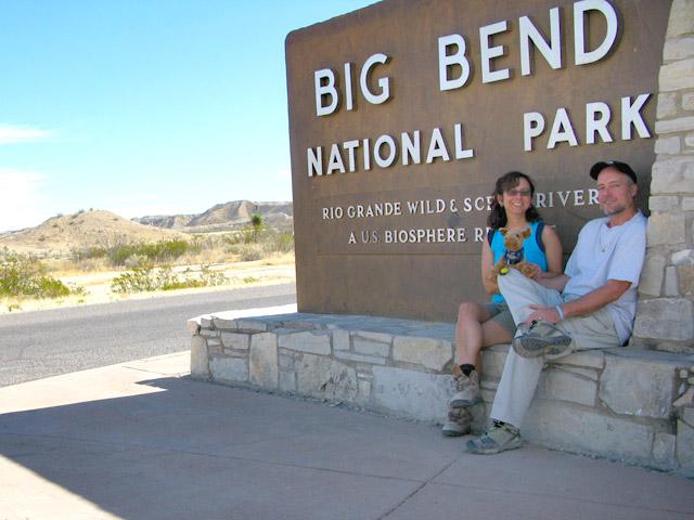 big bend