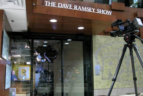 Dave Ramsey show recording