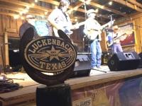 Concrete Kings at Luckenbach Texas