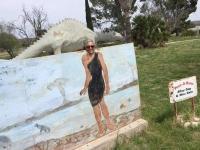 Oola at Alley Oop Fantasyland - Iraan, Texas