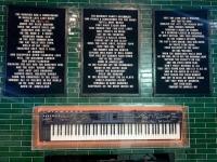E Street Keyboard