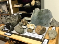 Hyder, Alaska History Museum Mining Collection