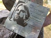Aberdeen, WA Curt Cobain Landing Memorial Park