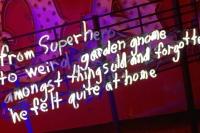 Tim Burton Lost Vegas at Neon Museum