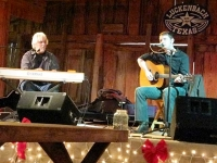 Piano Picking at Luckenbach Dance Hall