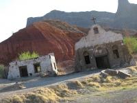 Contrabando Movie Set Big Bend Ranch Texas State Park