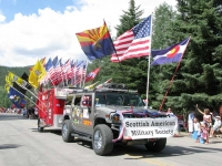Lake City, CO Fourth of July Parade