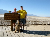 Badwater Death Valley CA