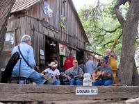 Luckenbach Texas Pickin' Circle