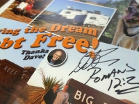 Dave Ramsey Autograph