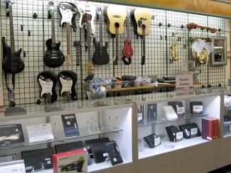 Lost Guitars found at Unclaimed Baggage Center Scottsboro, AL