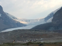 Athabasca Glacier Icefields