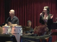 Rita Lim with Joey Ugarte and the Jazz Vibrations at El Cortez Parlor Bar