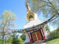 Santa Fe New Mexico Buddhist Temple