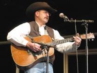John Davis at 2012 Texas Cowboy Poetry Gathering