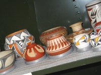 MSU Anthropology Museum Native American Pottery