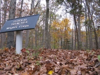 Union Army Civil War Trenches Fredericksburg, VA
