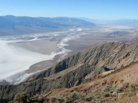 Dante's View Badwater Overlook Death Valley, CA