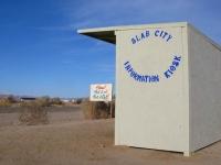 Slab City Information Kiosk
